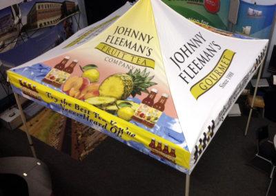 Johnny Fleeman - Event Tent Top  4-11-14