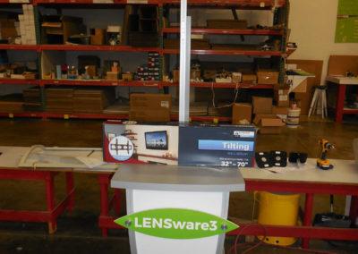 Lensware
