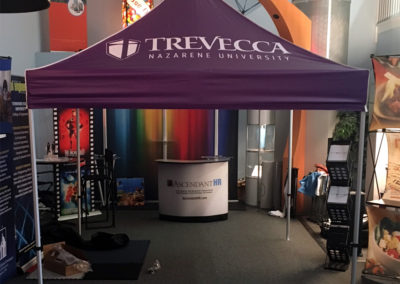 Trevecca - 10' Event Tent Dye Sub Canopy  7-26-16